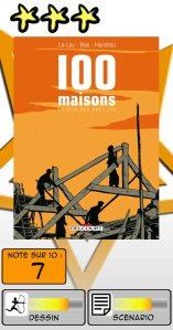 100 maisons