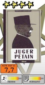 Juger Pétain – Sébastien Vassant & Philippe Saada