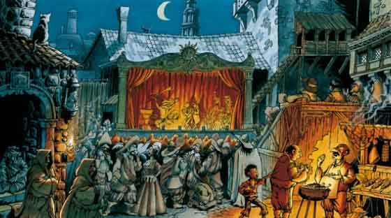 De cape et de crocs - Alain Ayroles (Scénario), Jean-Luc Masbou (Dessin)