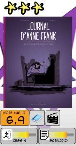 Journal d'Anne Frank – Ozanam et Nadji