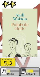 Points de chute – Andi Watson