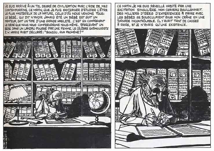 L'Encyclopédie des bébés (Goossens)