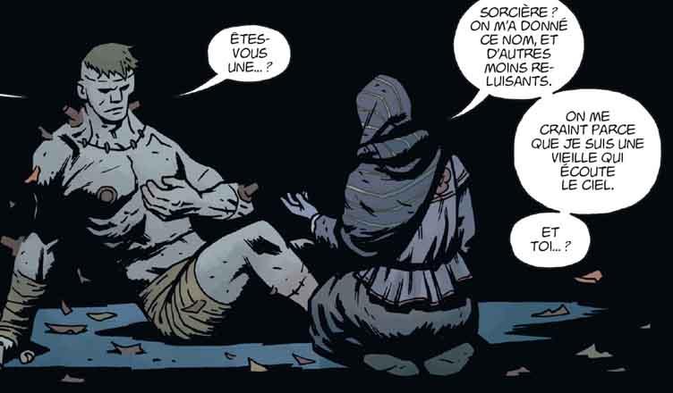 Frankenstein Underground – M. Mignola & B. Stenbeck