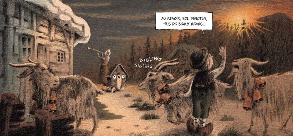 Buck, la nuit des trolls – Adrien Demont