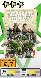 Manifest Destiny t.1 – Chris Dingess & Matthew Roberts