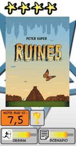 Ruines - Peter Kuper