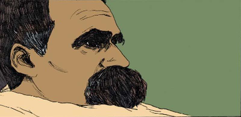 Nietzsche (Maximilien Le Roy/Michel Onfray)