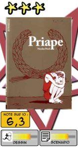 Priape - Nicolas Presl