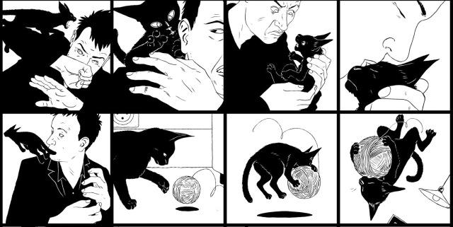 Sugar – Ma vie de chat (Serge Baeken)
