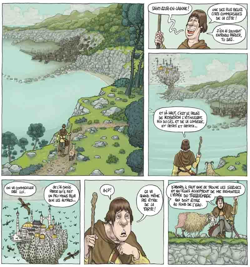 Traquemage, tome 2 – Lupano & Relom