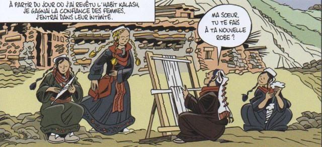 Fêtes himalayennes, les derniers Kalash – Jean-Yves Loude, Hubert Maury, Hervé Nègre, Viviane Lièvre